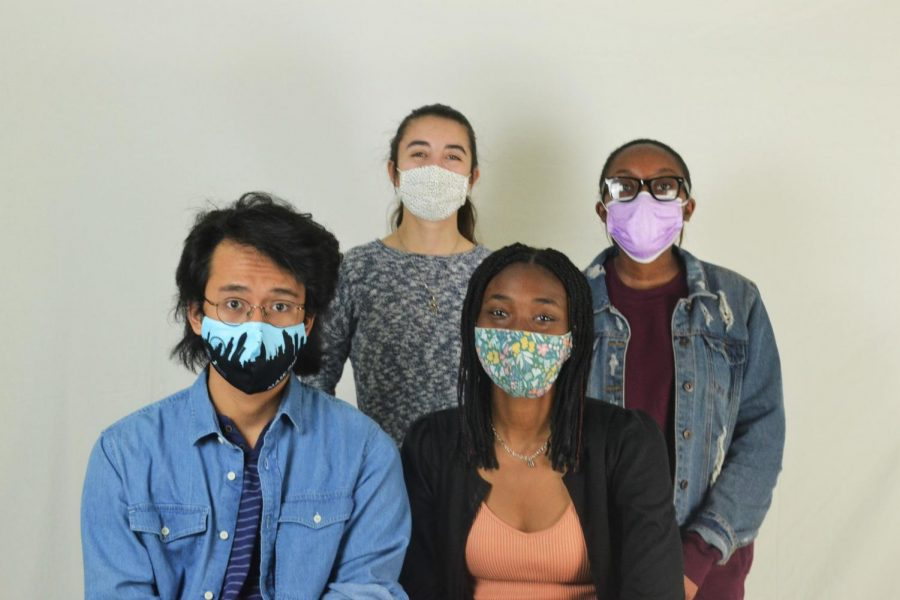 Four MHS Trail staffers won awards at Georgia Scholastic Press Association's Spring Awards. Senior Chris Tun and juniors Izzy Pullias and Jordyn Mobley won awards for their photography while junior Chisom Ugbajah won an award for her reporting on social justice.