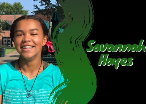 Photo of Savannah Hayes