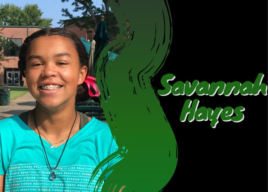 Savannah Hayes