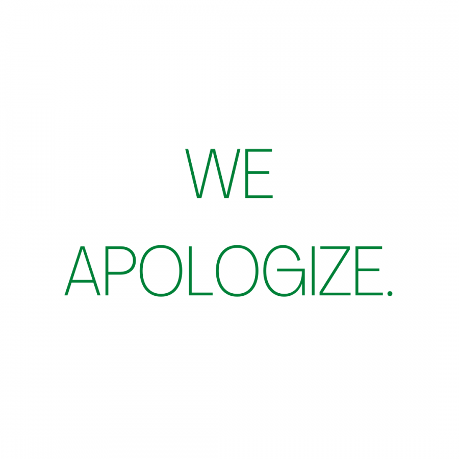 We+sincerely+aplogize+for+the+confusion+based+on+our+social+media+post+from+Sat+Aug.+21.