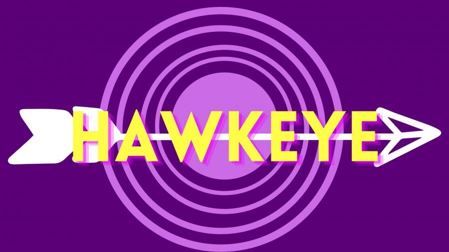 Hawkeye Trailer Hits the Targe