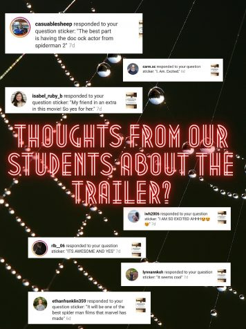 McIntosh High School students gives their opinion on the upcoming movie.