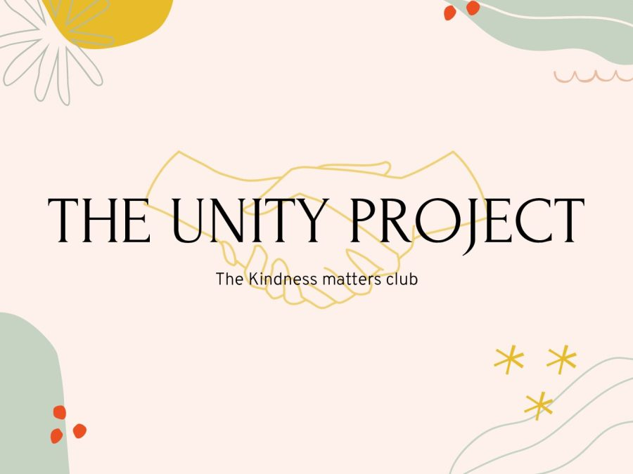 Kindness Matters: The Unity Project