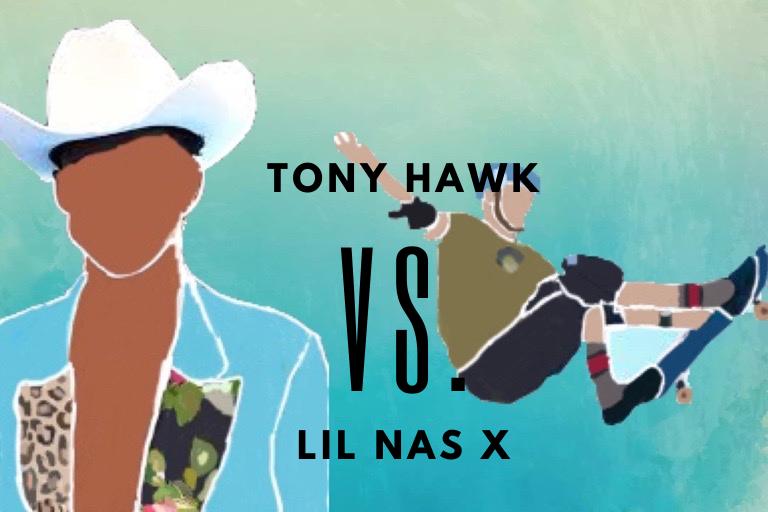 Tony Hawk Vs. Lil Nas X
