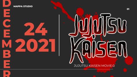 Jujutsu Kaisen 0: the movie release date