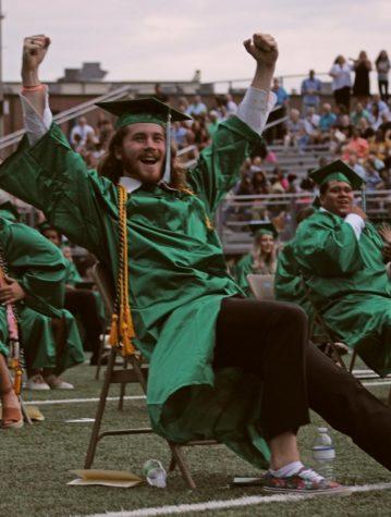 MHS Graduation, May 2021
